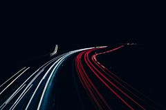 Blur, Curve, Dark Royalty Free Stock Images