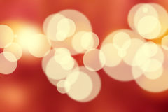 Blur defocus lights Royalty Free Stock Photography