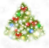 Blur fir background Stock Photography