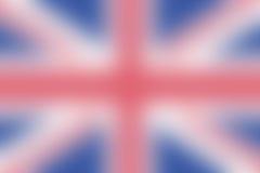 Blur flag background Stock Image