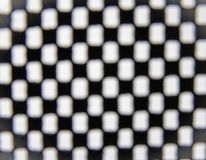 Blur focus Chess backdrop. Blur focus black and white Chess backdrop Stock Photography