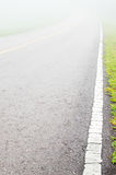 Blur foggy road backgrounds. Blur foggy with road backgrounds Stock Images