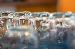 Blur of glass Stock Photos