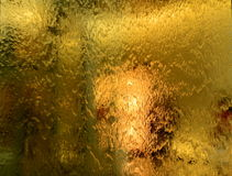 Blur gold background Stock Images