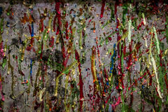 Blur grimy background, rough texture Royalty Free Stock Photography