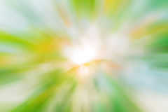 blur image of Abstract Bokeh of tree green color background. Royalty Free Stock Images