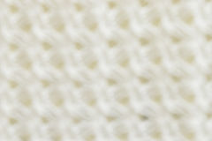 Blur knit yarn fabric for pattern background Stock Photos