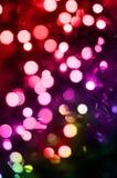 blur light Стоковое Изображение