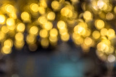 blur light bokeh abstrac background in vintage concept Stock Images