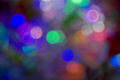 Blur lights Royalty Free Stock Images