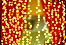 Blur lights background Royalty Free Stock Photography