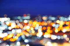 Blur lights background Royalty Free Stock Image