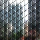 Blur lights city background Stock Image