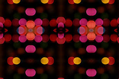 Blur Lights Wallpaper Stock Photography