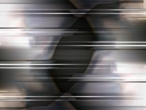Blur metal Stock Image