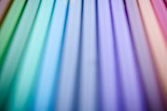 Blur of mixed colorful abstract line. Stock Photography