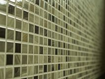 Blur of Mosaic Tiles Stock Photo