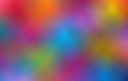 blur of multicolored abstract for background Royalty Free Stock Images