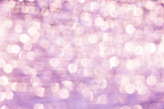 The blur pink highlights Royalty Free Stock Photo