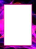 Blur purple frame Royalty Free Stock Image