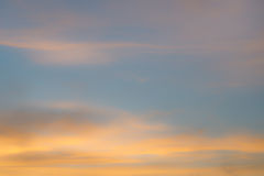 Blur sky and clouds. Outdoor  cloudiness white cloud view day seasonal bright light summer season climate cloudy heavens high color blue weather beauty sky Royalty Free Stock Image