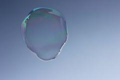 Blur of soap bubbles Stock Photo