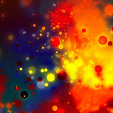 Blur Sparkle Lights Festive Background Royalty Free Stock Photos
