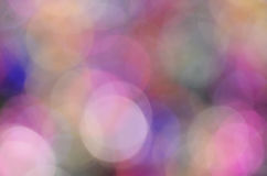 Blur spots bokeh background Royalty Free Stock Photography