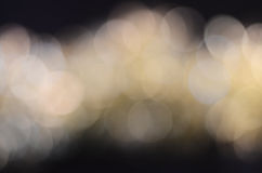 Blur spots bokeh background Royalty Free Stock Images