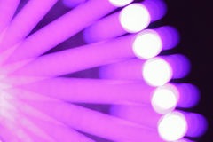 Blur texture of colorful carnival ferry wheel lights Royalty Free Stock Images