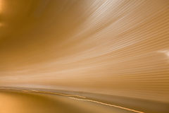 Blur tunnel Stock Photography