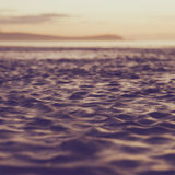 Blur water vintage tone Royalty Free Stock Photo