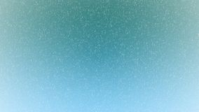 Blur winter blue white sky with falling first snow, snowflake. Holiday Winter background for Merry Christmas and Happy New Year. vector illustration