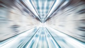 Free Blur Zoom Abstract Background Wallpaper, Vanishing Point Diminishing Perspective Stock Images - 160489304