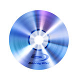 Bluray Stock Image