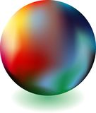 Blurball Royalty Free Stock Images