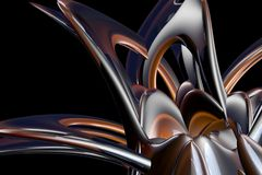 Blure abstracto Fotos de archivo libres de regalías