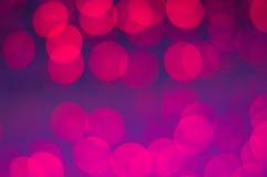 Blure bokeh纹理墙纸和背景 免版税库存图片