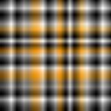 Blured小条或方形的背景或者样式与白色,黑灰色和橙色 免版税库存图片
