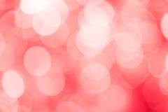 Blured пинком абстрактное backgound bokeh Стоковое Изображение RF