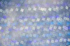blured свет рождества Стоковое Изображение