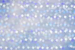 blured свет рождества Стоковая Фотография