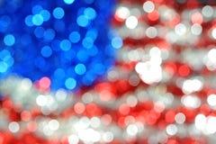 blured США Стоковые Фото
