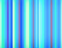 Blured a barré des couleurs Images libres de droits