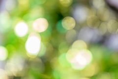 Blured chrismas background. Green glitter shiny bokeh.  Royalty Free Stock Photos