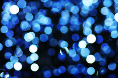 Blured christmas light. Royalty Free Stock Photos