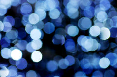 Blured christmas light. Stock Image