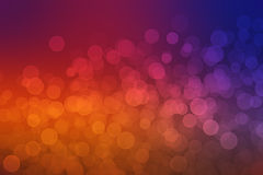 Blured, defocused abstract texture background with bokeh royalty free stock images