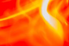 Blured het vlam abstracte rood achtergrond Stock Afbeeldingen