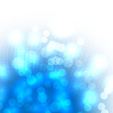 Blured lights abstract background Stock Image